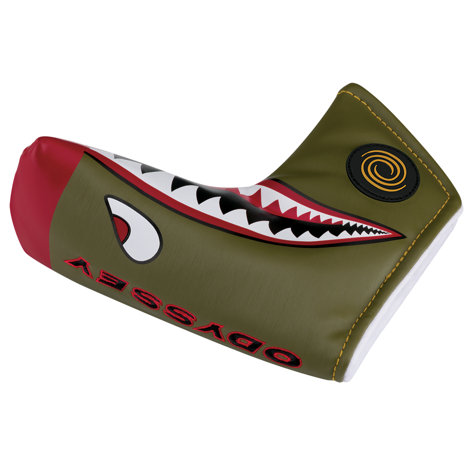 Odyssey Fighter Plane Blade Headcover - View 2