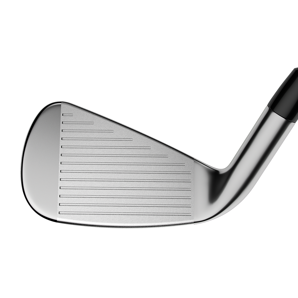 X Forged Utility Irons - View 4