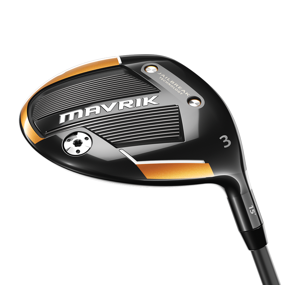 MAVRIK Fairway Woods - View 1