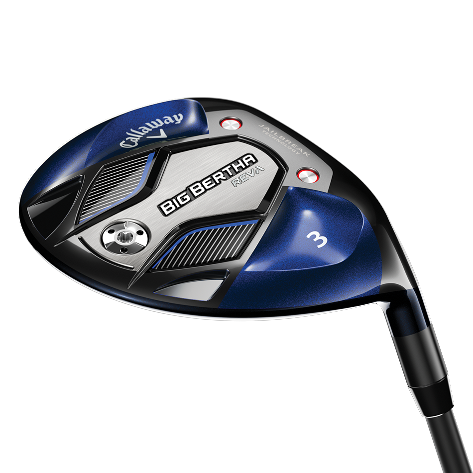 Women's Big Bertha REVA Fairway Woods - View 5
