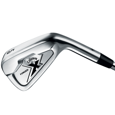 X-Forged Irons (2007) Thumbnail