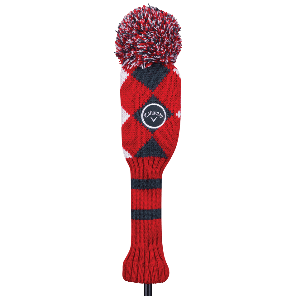Pom Pom Hybrid Headcover - Featured