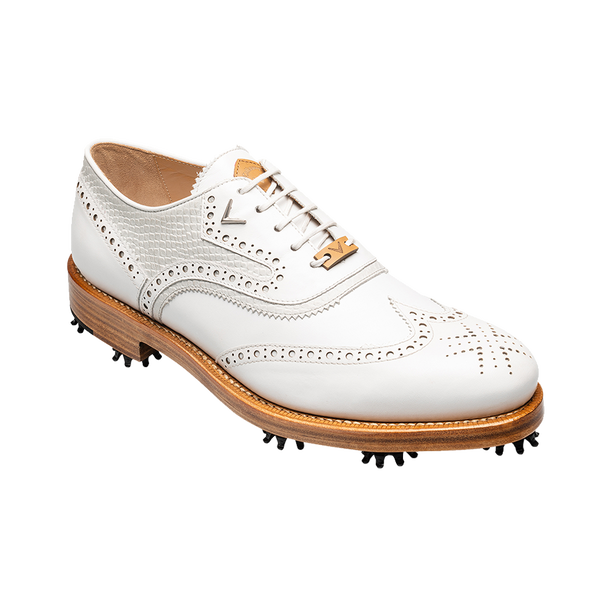 Men's Italia Series Classic Wing S Golf Shoes - View 4