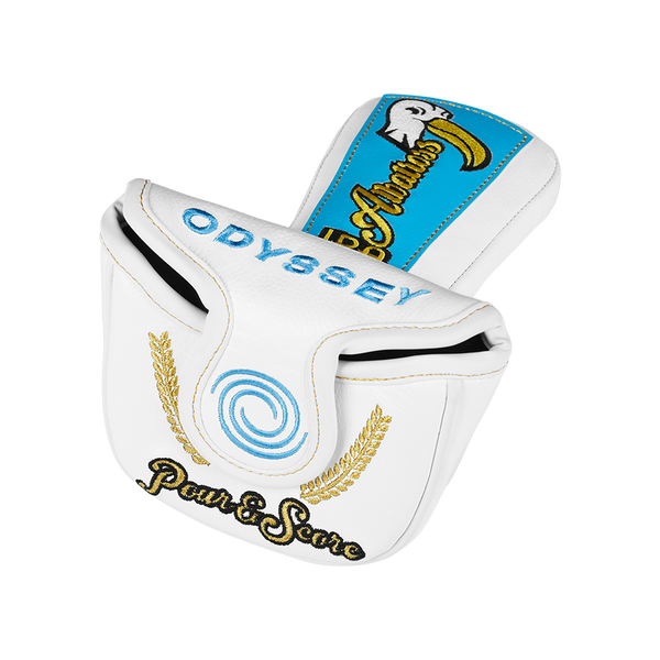 Limited Edition Odyssey Albatross Mallet Headcover - View 4