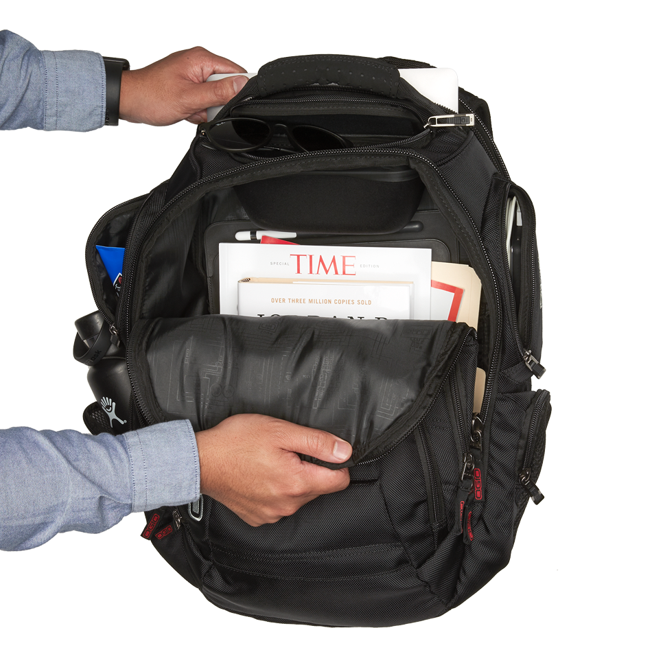 Gambit Laptop Backpack - View 6