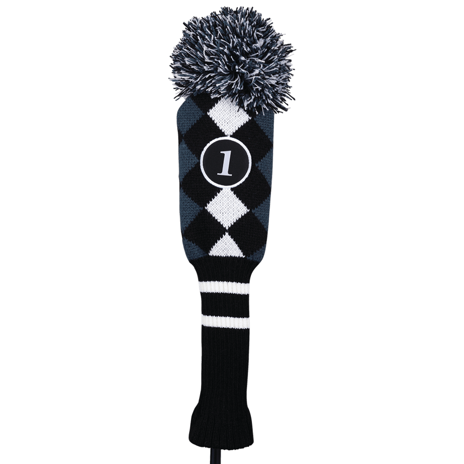 Pom Pom Driver Headcover - Featured