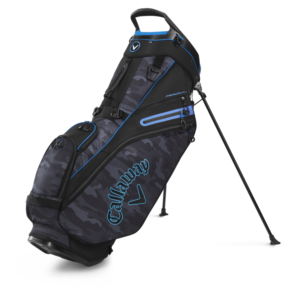 Fairway 14 Double Strap Stand Bag - Featured