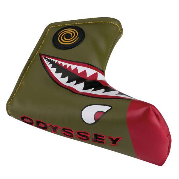 Odyssey Fighter Plane Blade Headcover - View 1