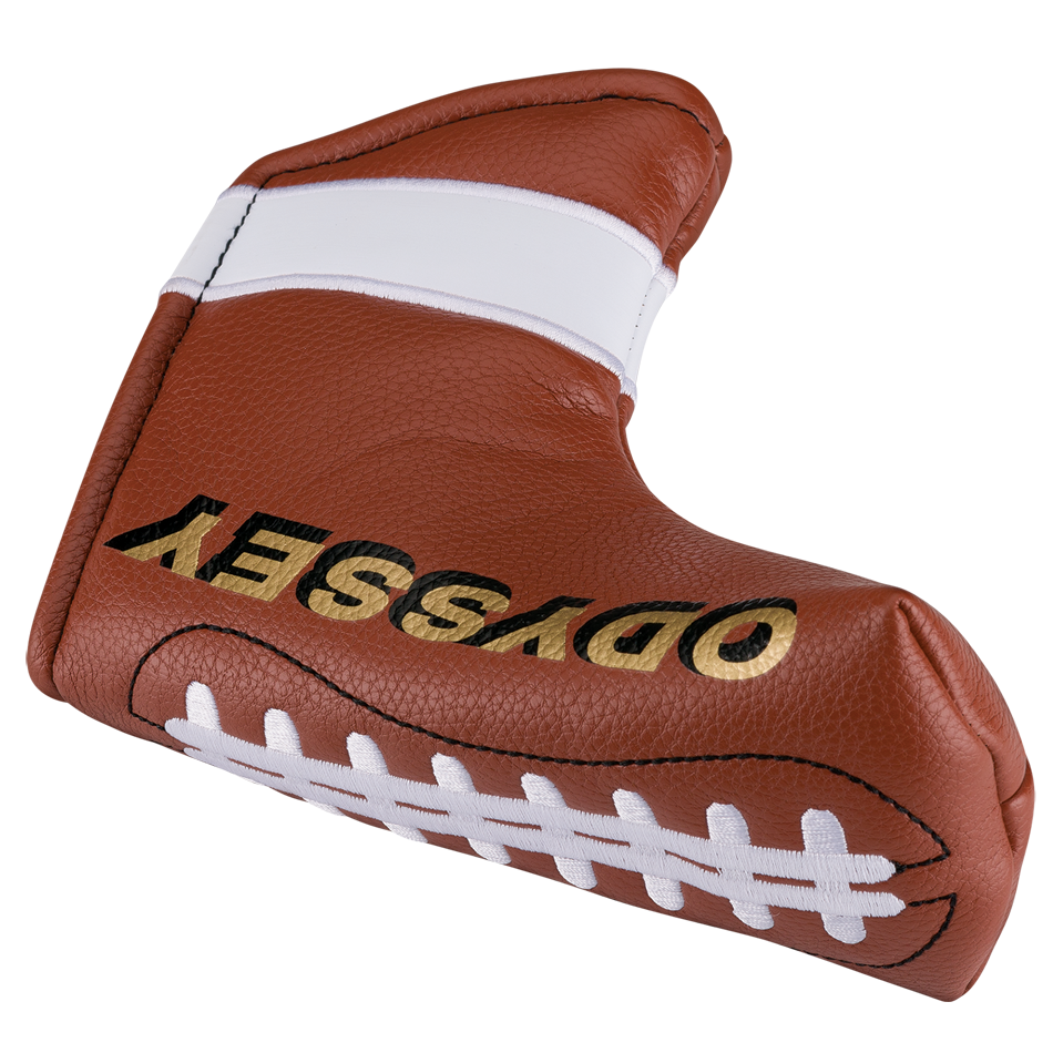 Odyssey Football Blade Headcover - Featured