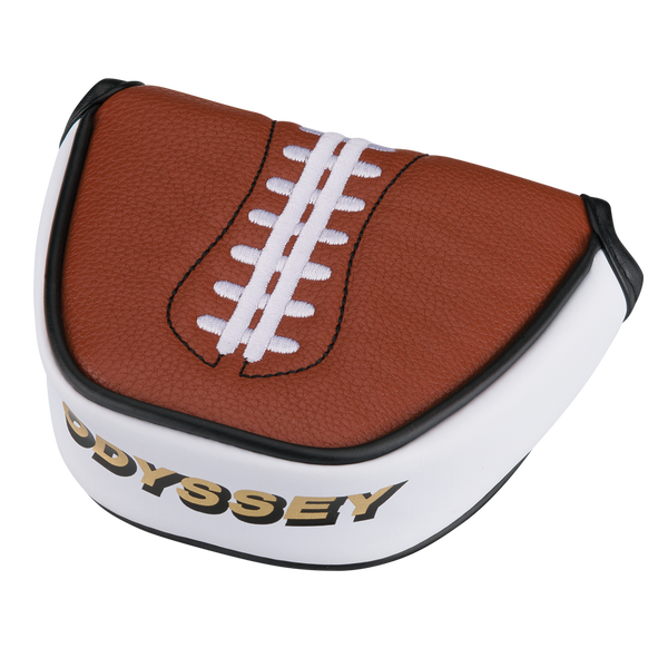 Odyssey Football Mallet Headcover - View 1