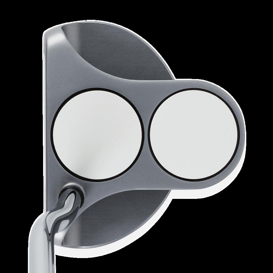 White Hot OG 2-Ball Stroke Lab Putter - Featured