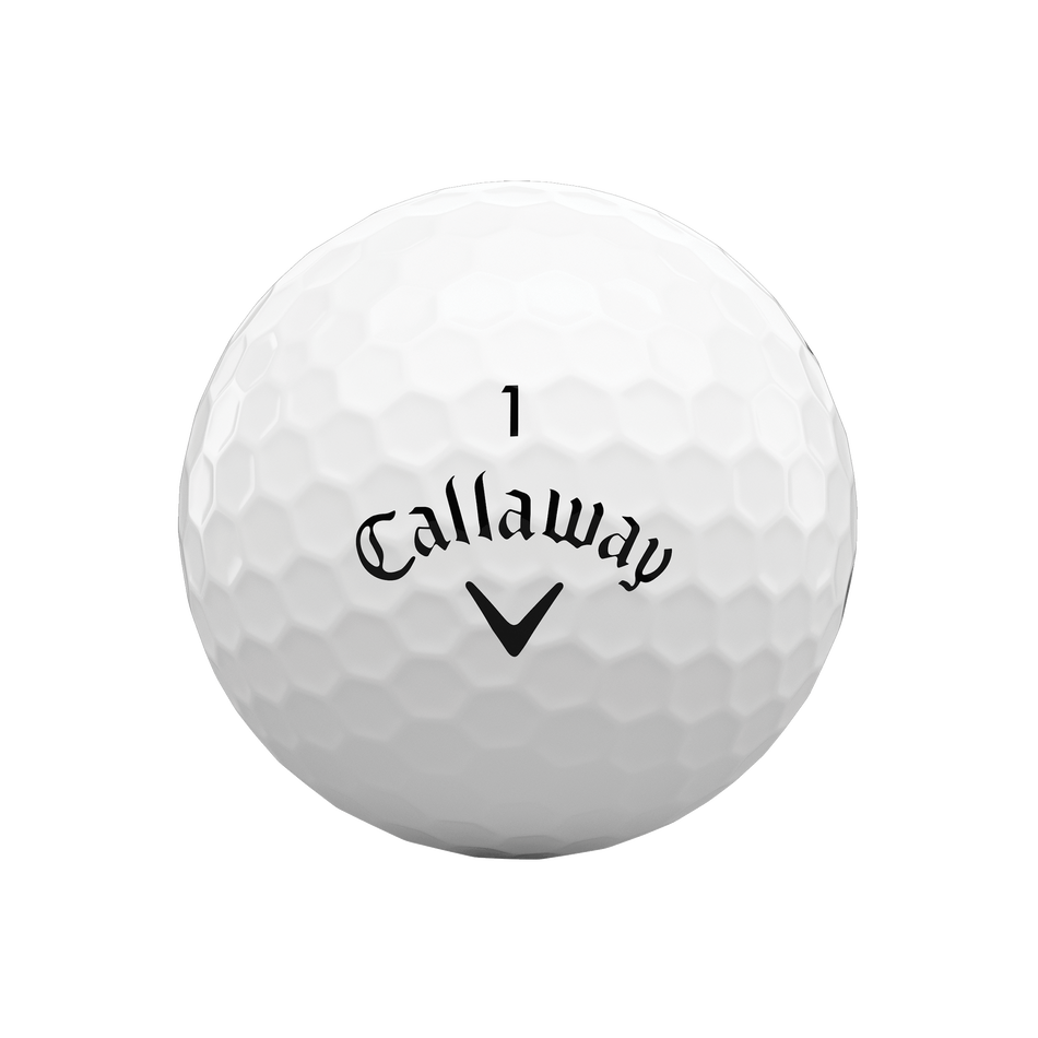 Callaway Supersoft MAX Golf Balls - View 3
