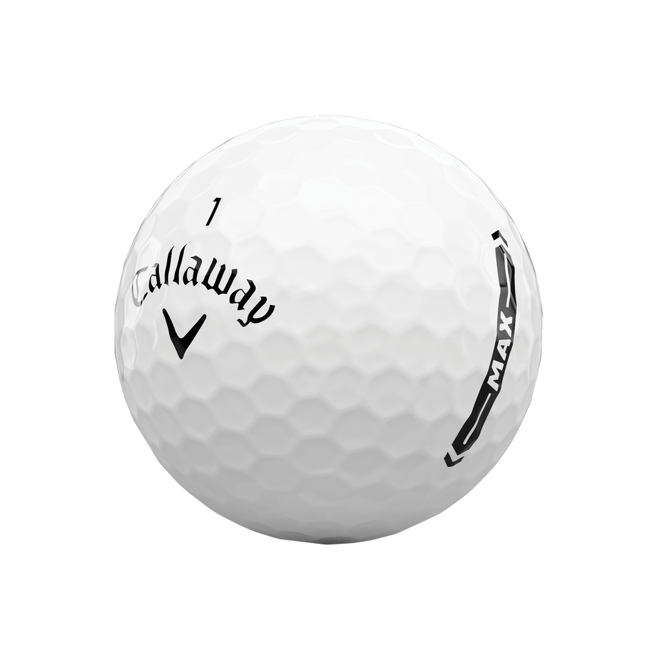 Callaway Supersoft MAX Golf Balls - View 4