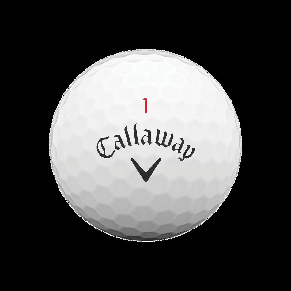 Chrome Soft X LS Golf Balls - View 3