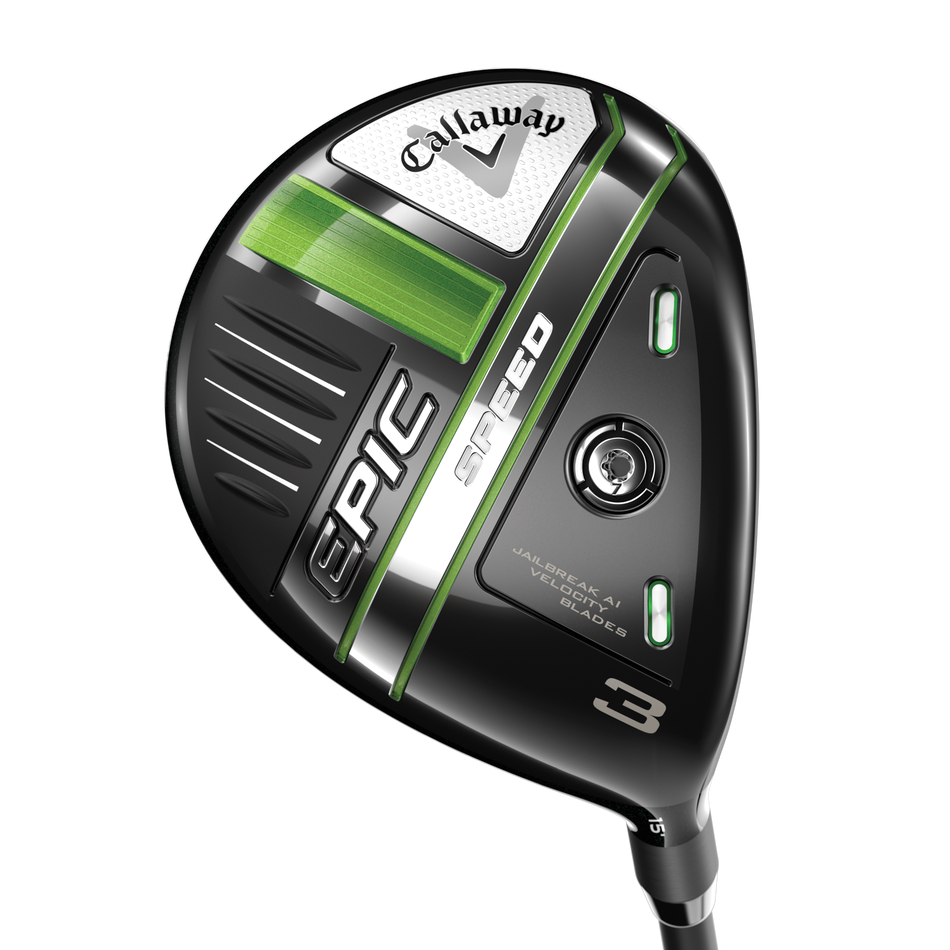 Epic Speed Fairway Woods - View 3