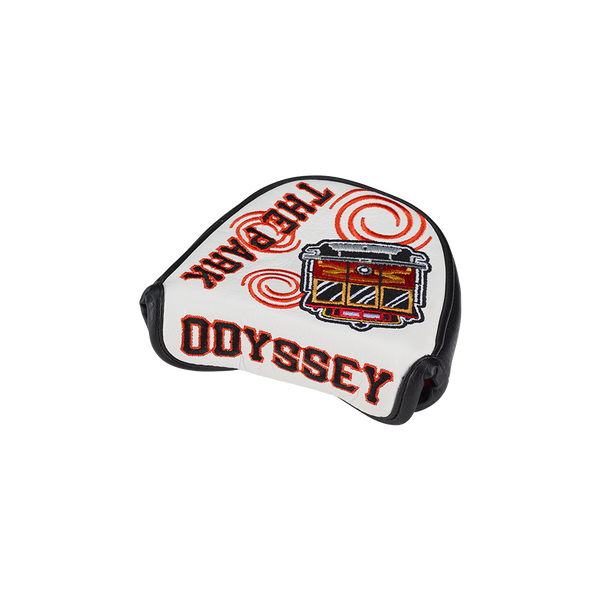 Limited Edition 2020 Odyssey August Major Mallet Headcover - View 2