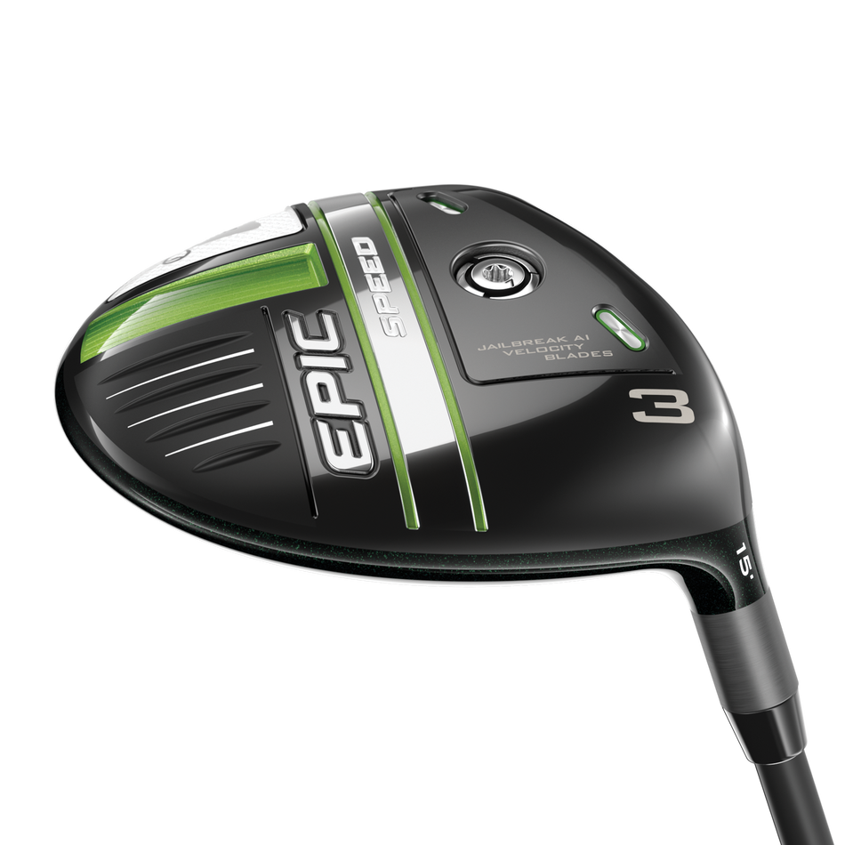 Epic Speed Fairway Woods - View 2