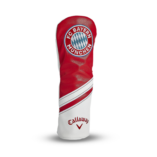 FC Bayern Fairway Wood Headcover