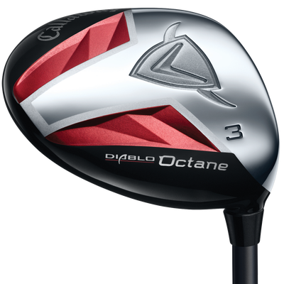 Diablo Octane Fairway Woods Thumbnail