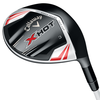 X Hot Fairway Woods Thumbnail