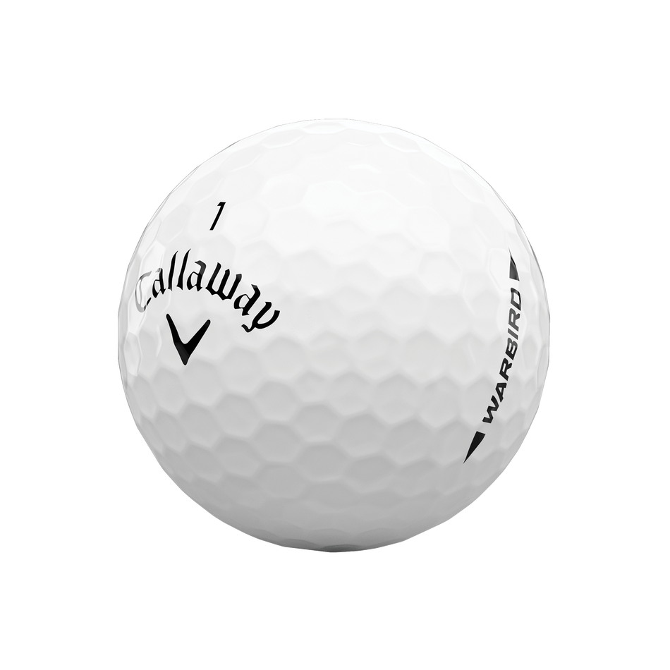 Warbird Golf Balls - View 4