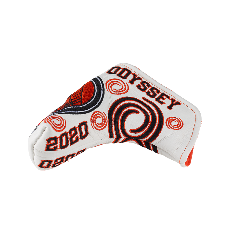 Limited Edition 2020 Odyssey August Major Blade Headcover - Featured