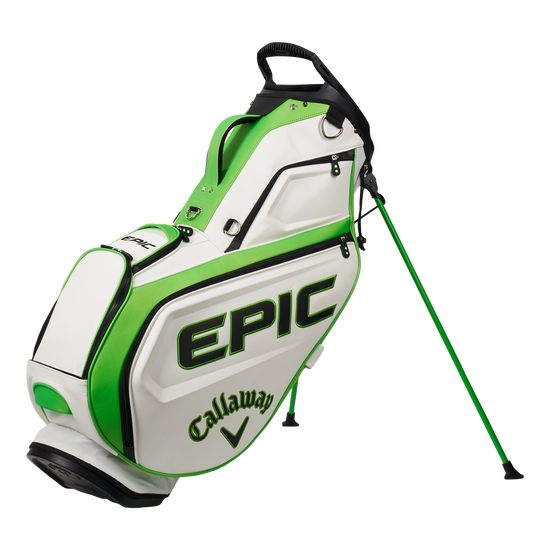 Epic Staff Double Strap Stand Bag