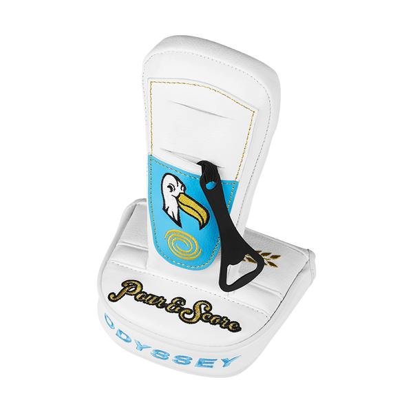 Limited Edition Odyssey Albatross Mallet Headcover - View 3