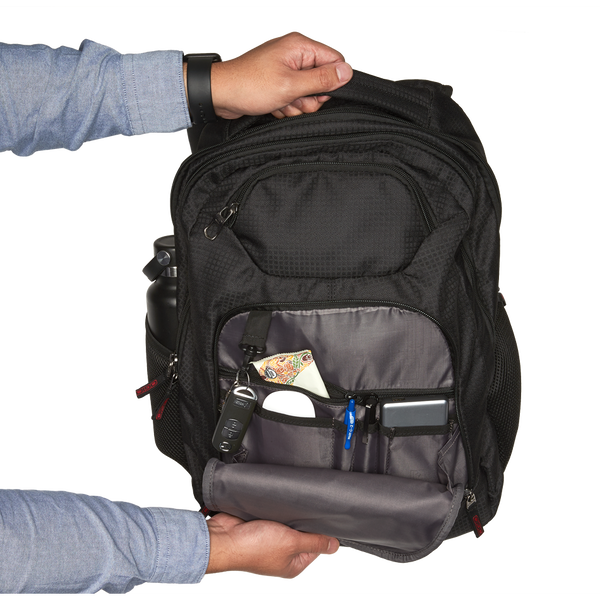 Tribune Laptop Backpack - View 7