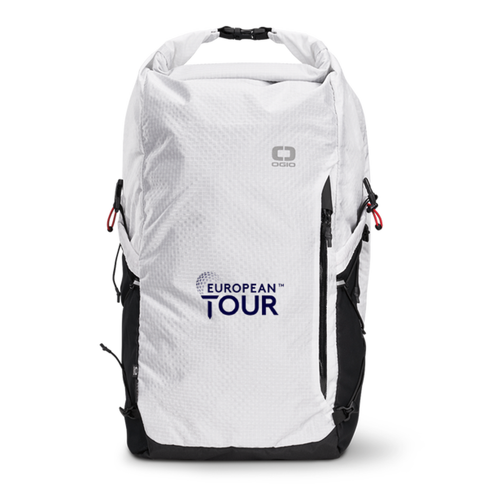 OGIO X European Tour Limited Edition Fuse Roll Top Backpack 25 - View 3