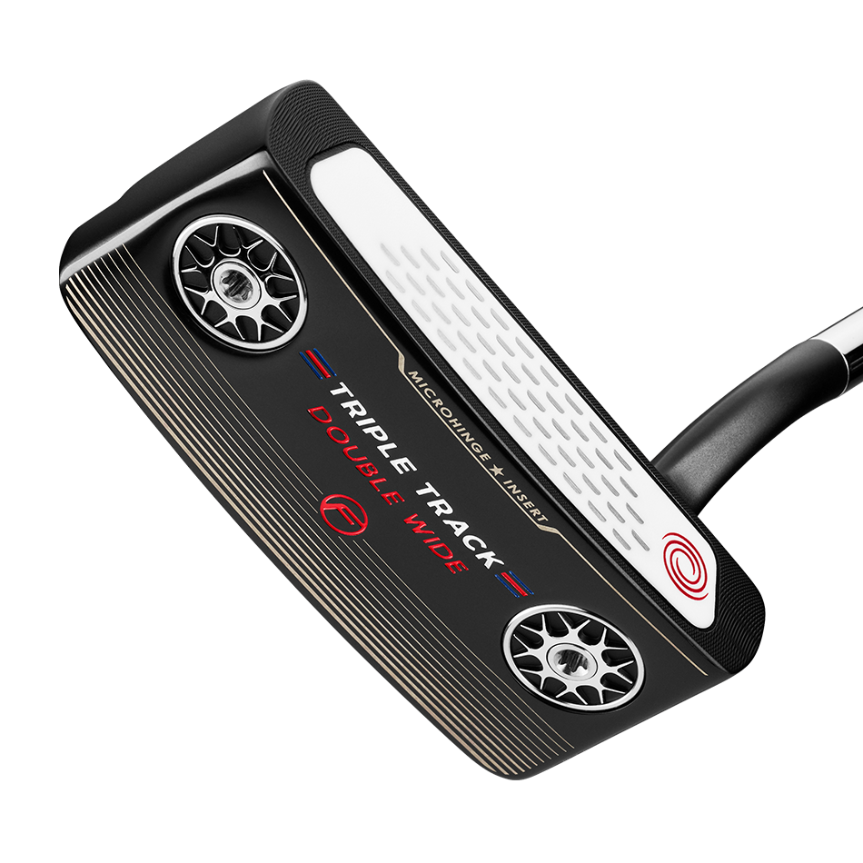 Triple Track Double Wide Flow Putter - View 4