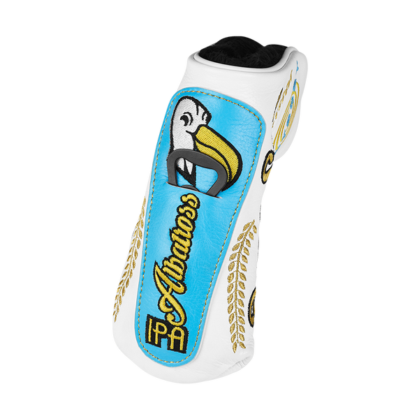 Limited Edition Odyssey Albatross Blade Headcover - View 4