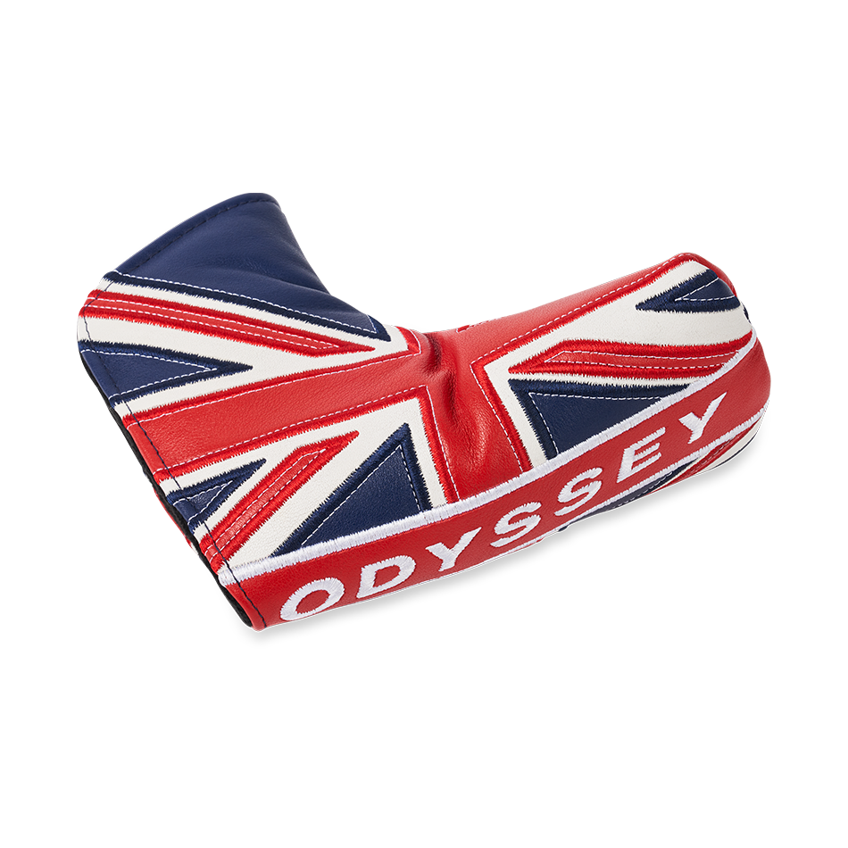 Union Jack Blade Headcover - Featured