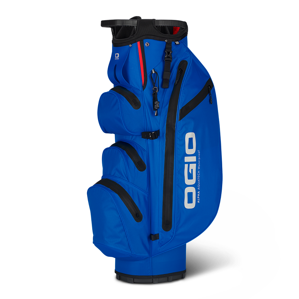 ALPHA Aquatech 514 Cart Bag - Featured