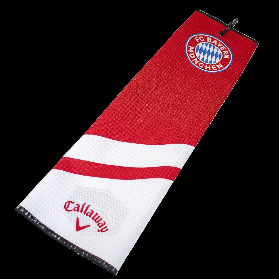 FC Bayern Tri-Fold Towel - Featured