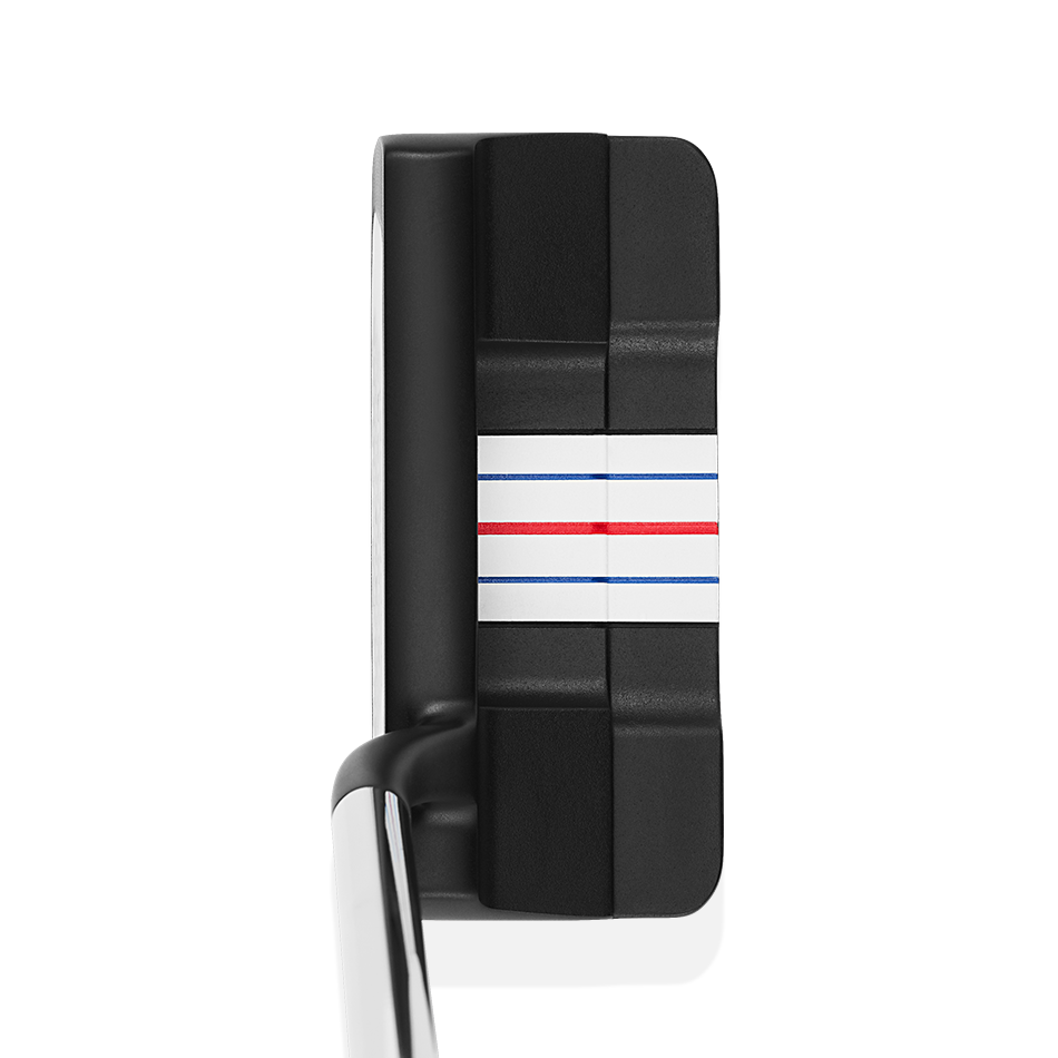 Triple Track Double Wide Flow Putter - Featured