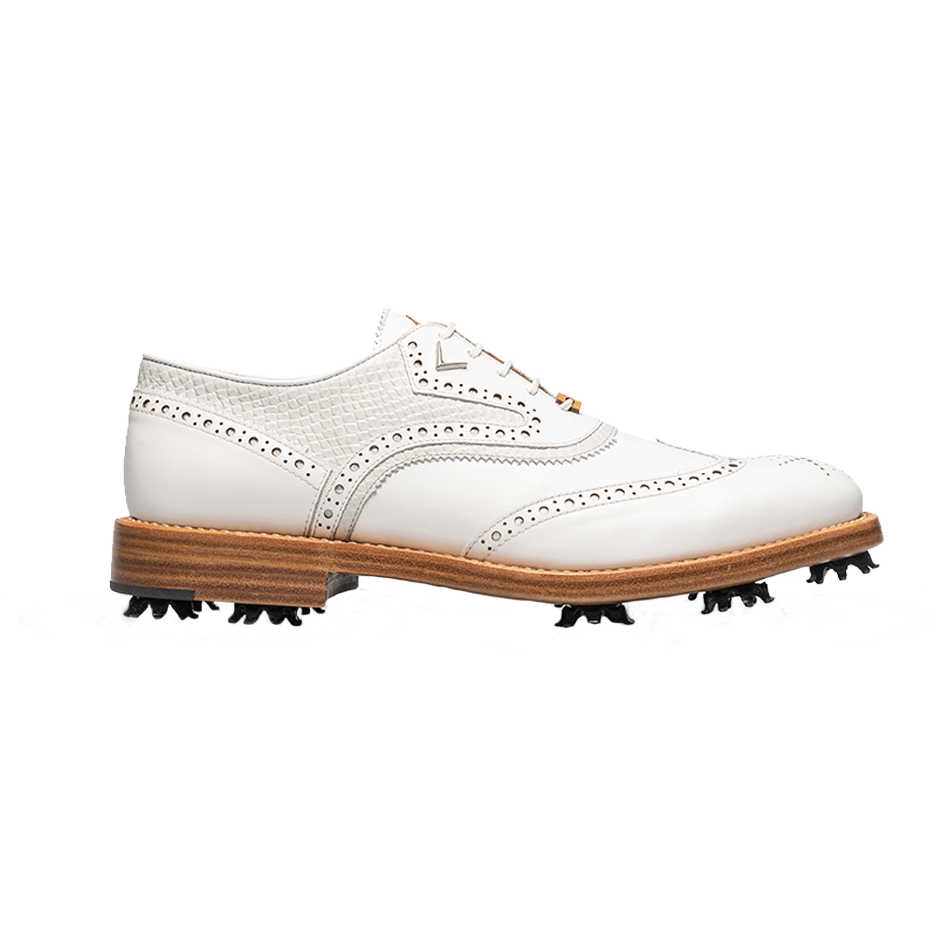 Men's Italia Series Classic Wing S Golf Shoes - Featured