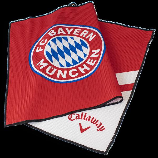 FC Bayern Players Towel - View 1