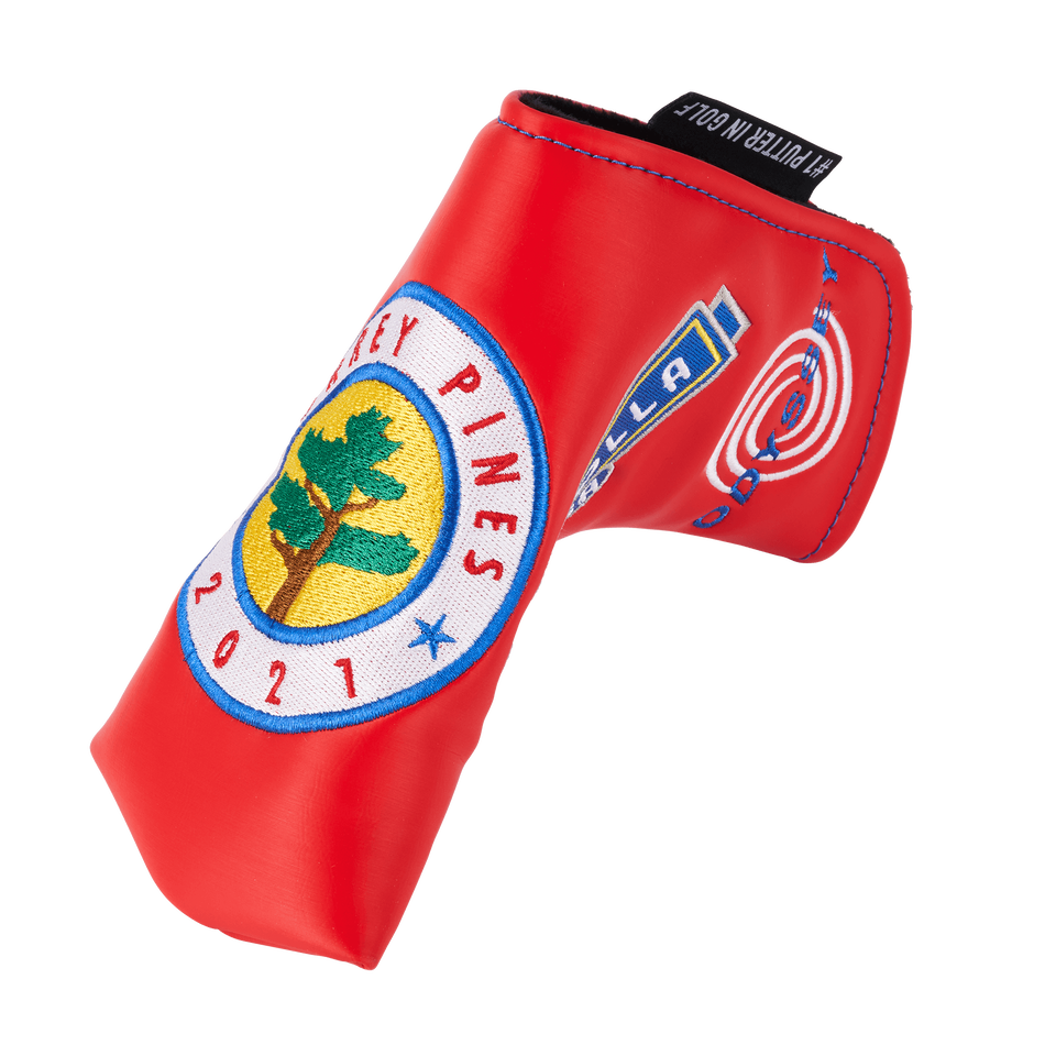 Limited Edition June Major Blade Headcover - Featured