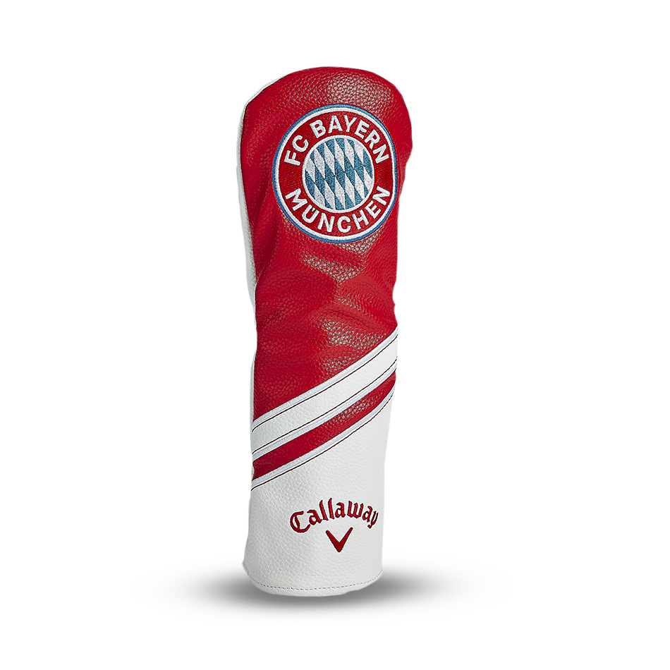 FC Bayern Fairway Wood Headcover - Featured