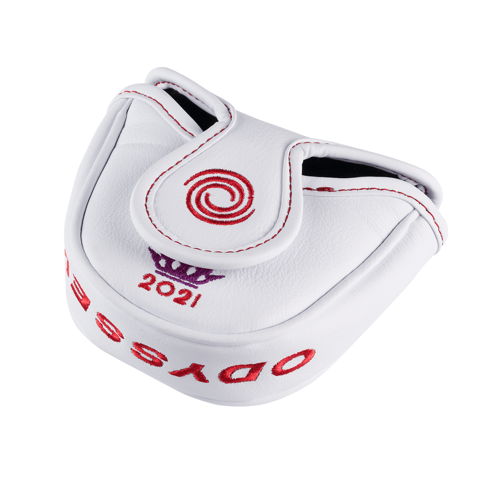 Limited Edition 2021 July Major Mallet Headcover - View 3