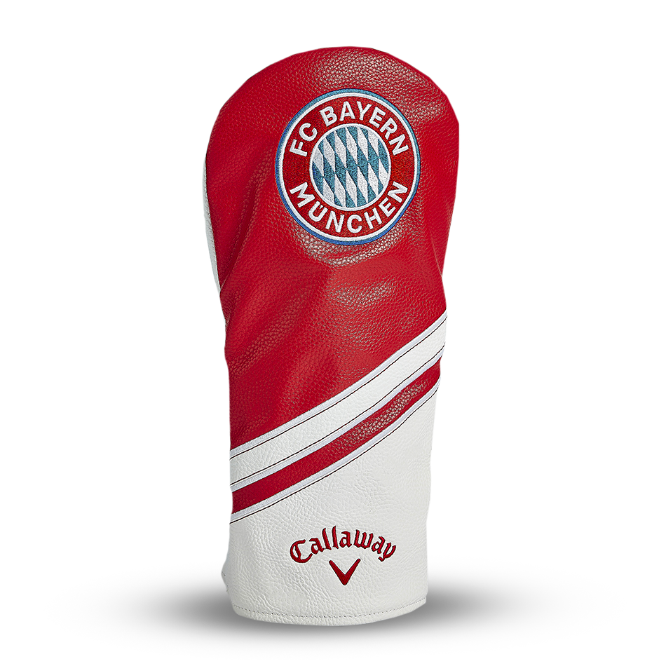 FC Bayern Driver Headcover - Featured
