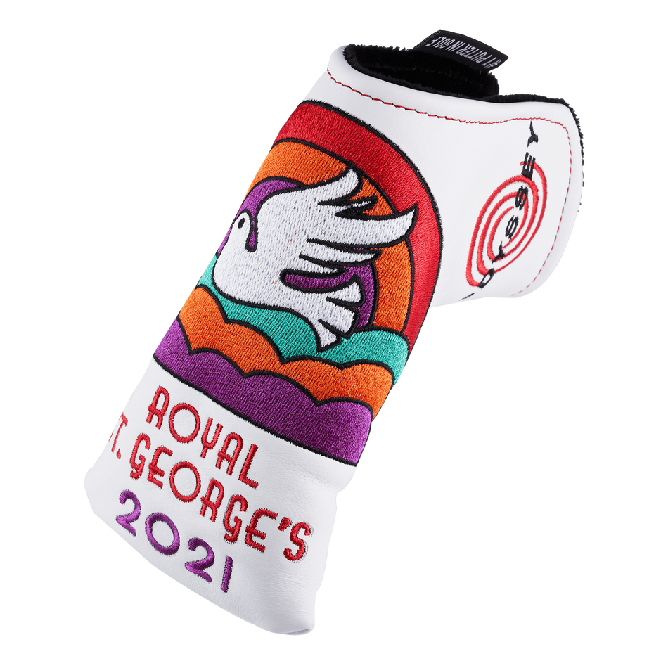 Limited Edition 2021 July Major Blade Headcover - Featured