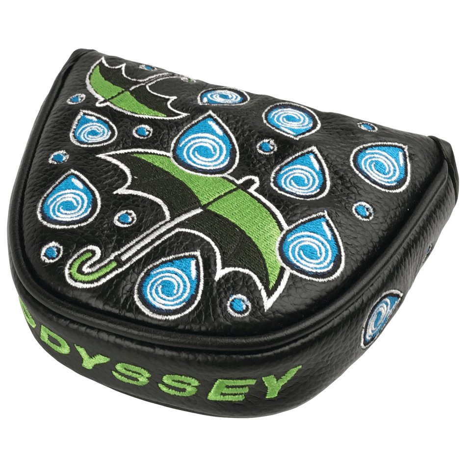 Odyssey Make It Rain Small Mallet Headcovers - Featured