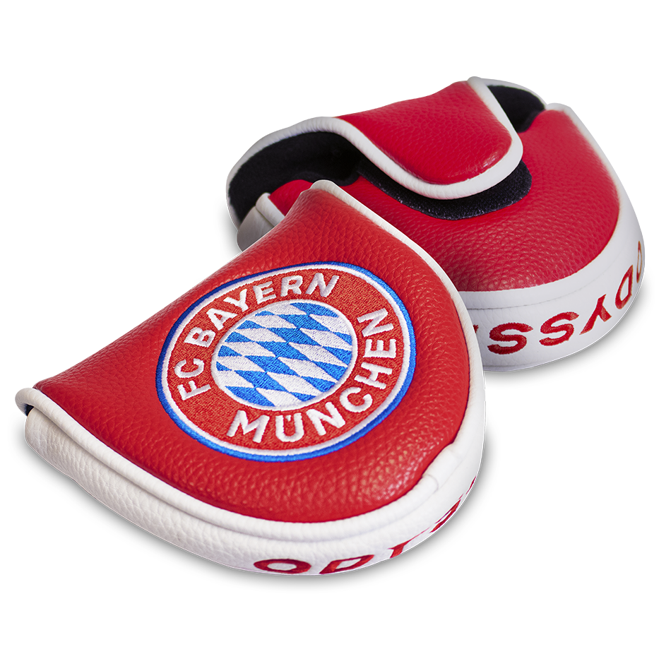 FC Bayern Mallet Headcover - Featured