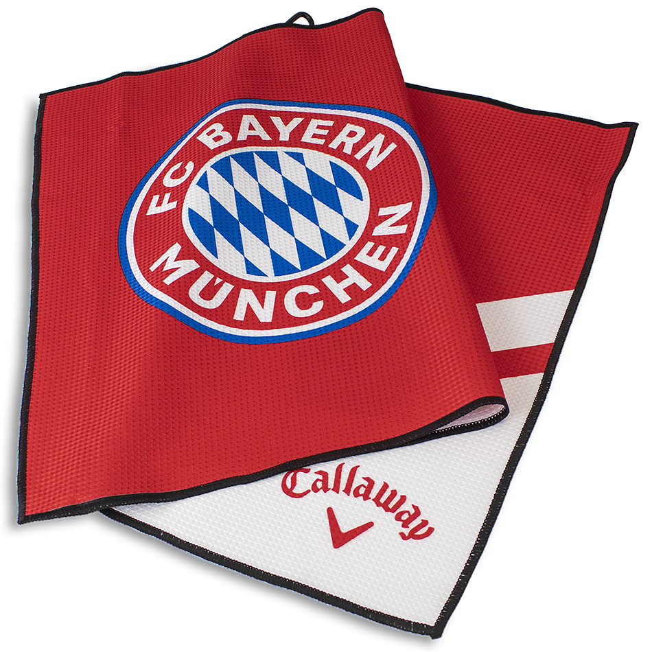 FC Bayern Players Towel - Featured