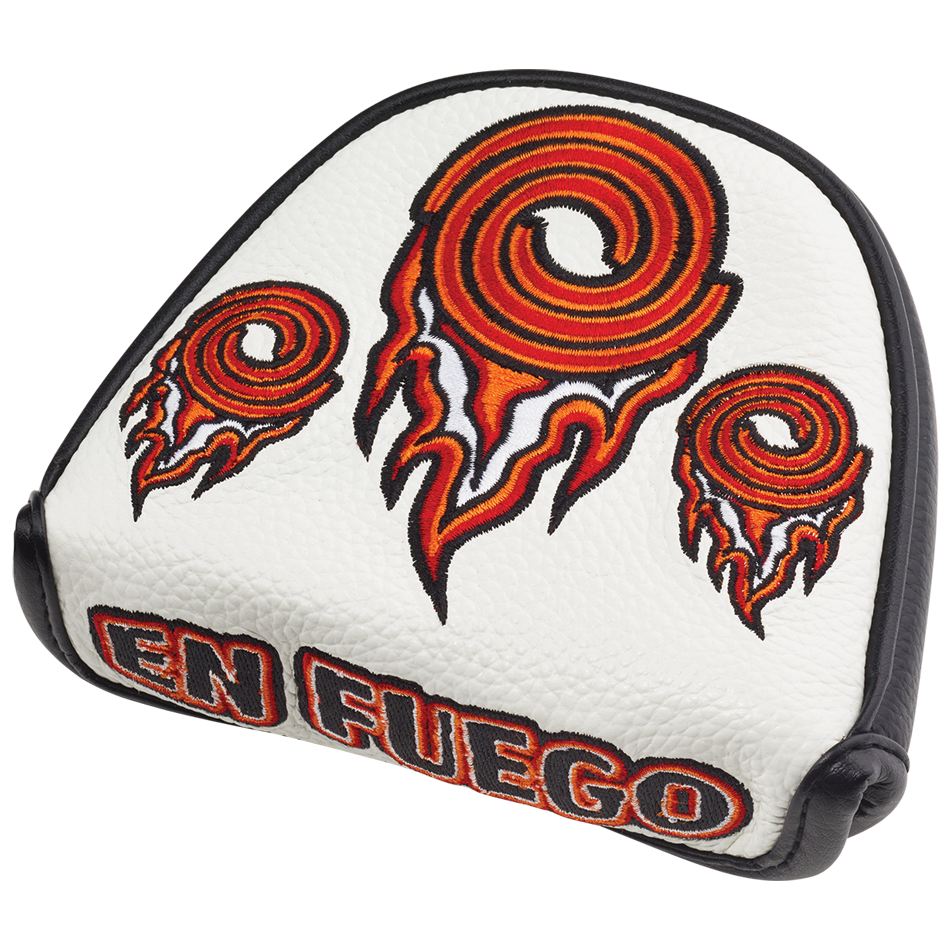 Limited Edition En Fuego Mallet Headcover - Featured