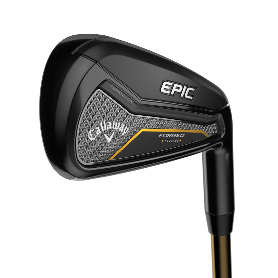 Women's Epic Forged Star Irons - View 1