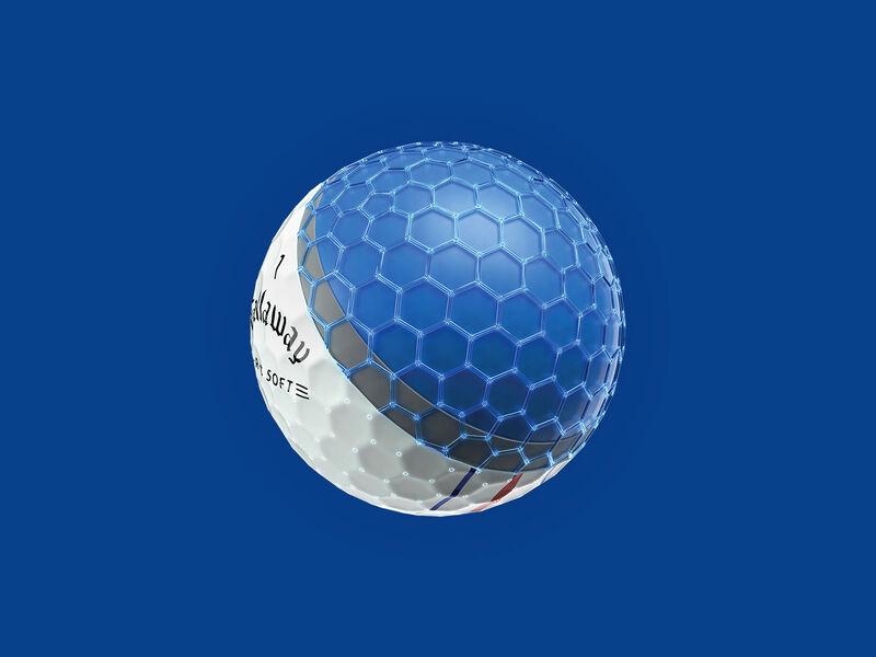 E•R•C Soft Golf Balls - Featured