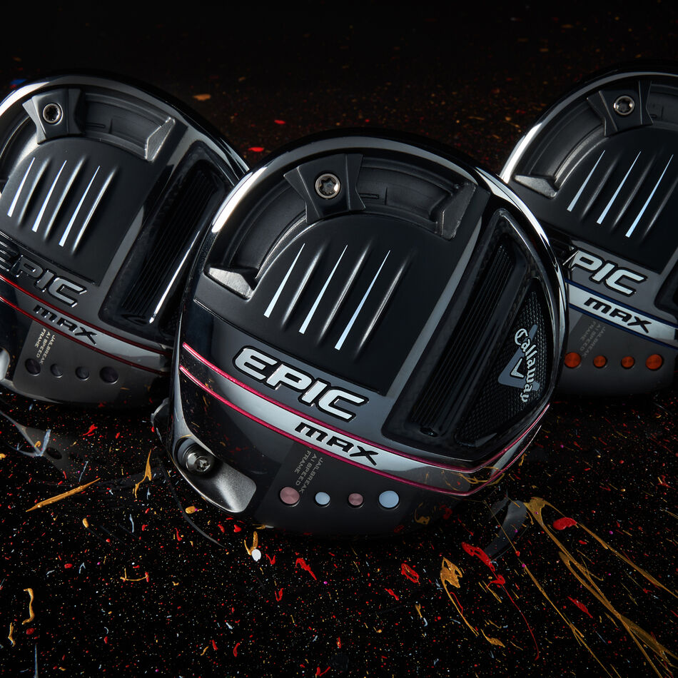 Epic MAX Callaway Customs Drivers - Featured